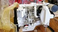 405 HP CUMMINS QSL9 NEW MARINE ENGINES