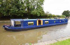 57 Trad stern narrowboat