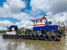 20 x 9M Multi Role Vessel for Charter