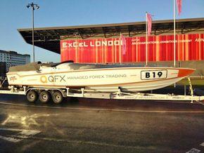 Bubbledeck @ London Boat Show 2014
