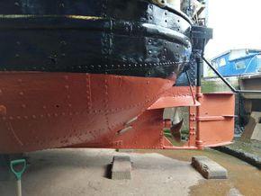 Dry dock 2019