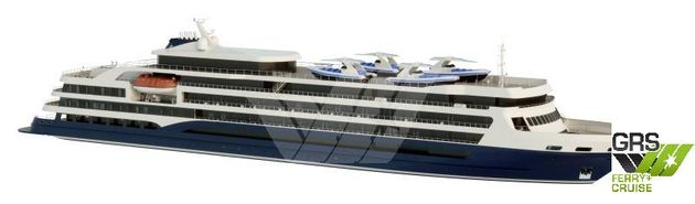 115m / 160 pax Cruise Ship for Sale / #1103725