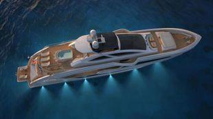 2022 Legacy Legacy Superyacht