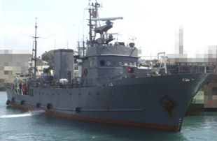 1989 OFFSHORE Guard Utility Supply Vessel
