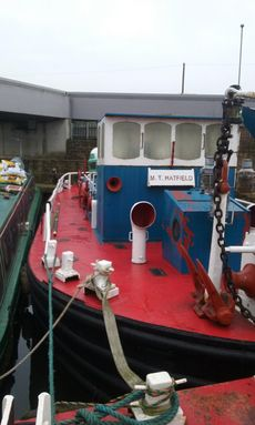 Inland Waterways History - Tom Pudding Tug and Jabus
