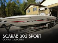 2000 Scarab 302 Sport