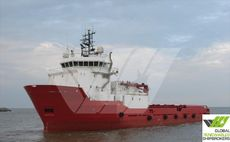67m / DP 2 Offshore Support & Construction Vessel for Sale / #521G