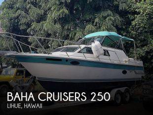 1992 Baha Cruisers 250 EXPRESS XLE
