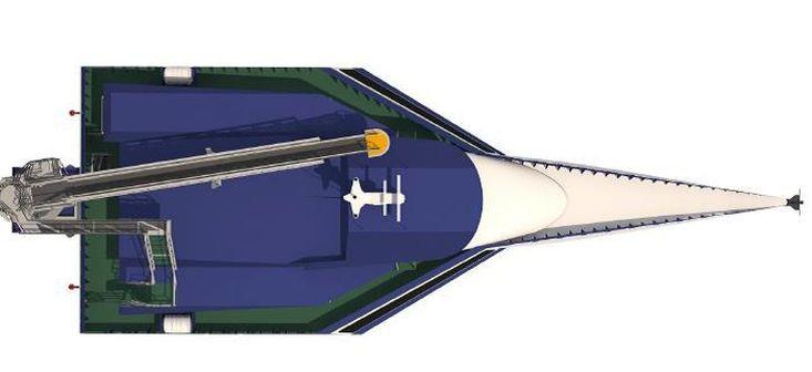 Fast Crew Transfer Vessel - MP 150