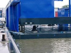 Sectional Floating Dock