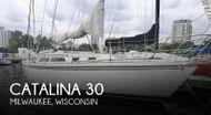 1987 Catalina 30 MKII Tall Rig