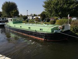 Historic Barge - Vulcan