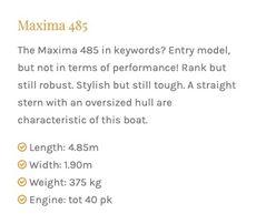Maxima 485