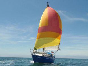 Sailing yacht Mirage 28 Bilge keels