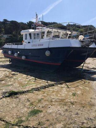 36' South Boats catamaran Cat 3 code MCA