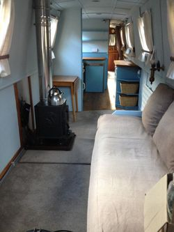 Houseboat to Rent West London