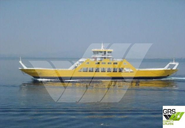 83m Passenger / RoRo Ship for Sale / #1075449
