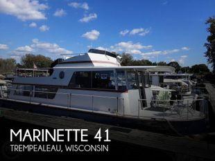 1973 Marinette Seacrest 41