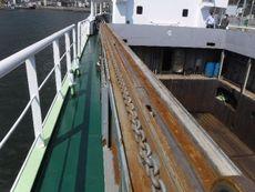 56mtr 600DWT Cargo Vessel