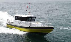 14 Meter Fast Aluminum Pilot Boat - Patrol Boat