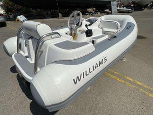 2016 Williams Turbojet 285s 100 Hp