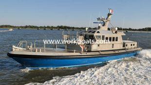 24 Meter  Fast Patrol Boat - Aluminum with Waterjet