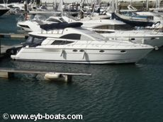 2002 FAIRLINE 46 PHANTOM