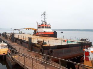 2007 Barge - Flattop Barge For Charter