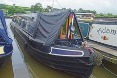 55ft Trad Stern Narrowboat