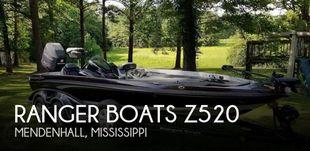2017 Ranger Boats Z520