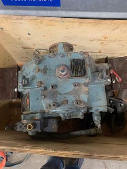 TWIN DISC MG 509 U - 1-45-1  - SN 5L5655
