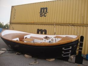 Renovated Boat