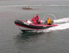 Redbay 6.5 Fire & Rescue Rib