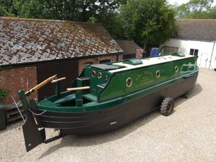 55FT SAILAWAY CLASSIC STERN NARROWBOAT