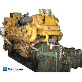 Caterpillar D398   mship.no