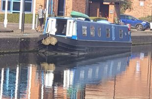 60 ft Narrowboat 'The Sandwich Tern'