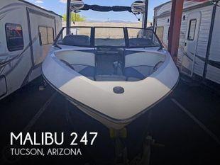 2011 Malibu 247 Wakesetter LSV