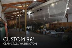 2018 Custom 96' 3 Masted Schooner Project