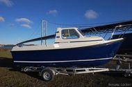 Orkney Pilothouse 20 MK III