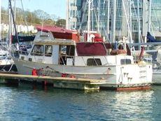 Neptune Classic 36 - Trawler Yacht