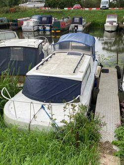Great condition Dawncraft Dandy 19' with Tohatsu outboard