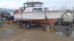 Cleopatra Fast Fisherman (sold)