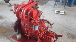 Bukh DV29 Inboard Diesel Engine - used