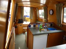 49ft 4 berth Napton Narrowboats craft