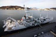 Norwegian Purse Seiner / trawler