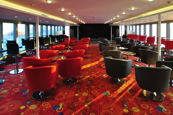45mt DAY CRUISE SHIP FOR SALE