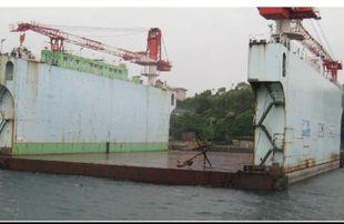 5500t Caisson Dock