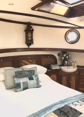 Master aft bedroom
