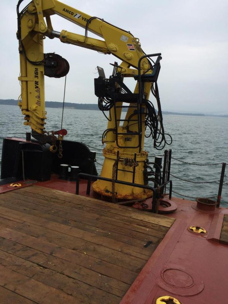 Multipurpose 14.90m 2004 built Workboat