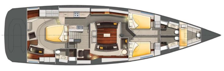 Pilot Saloon 65